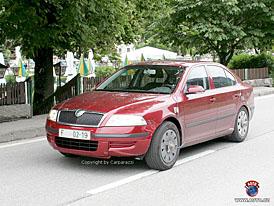 Spy Photos: Nová Škoda - nové fotografie (2. díl)
