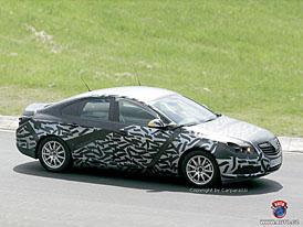Spy Photos: Opel Vectra - �tvrt� s�rie fotografi�