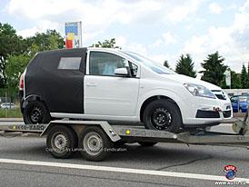 Spy Photos: nová generace Opelu Meriva