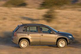 Volkswagen Tiguan: první oficiální foto a nové informace