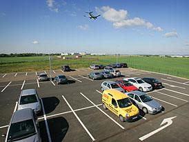 Revoluce v parkování na letišti Ruzyně se jmenuje GO parking