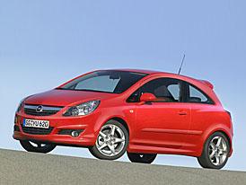 Vivat Barcelona: Nový Opel Corsa GSi - skoroOPC