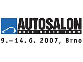 Autosalon Brno 2007 navštívilo 140.000 lidí