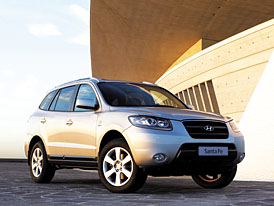 Hyundai prodal celosvětově už 2 miliony vozů Santa Fe