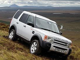 Obrněný Land Rover pro britského premiéra