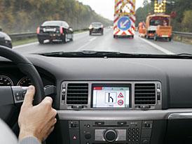 V okolí Frankfurtu se budou testovat vozy se šestým smyslem