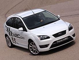 Ford Focus WRC-S: sportovn� diesel pro �pan�lsko