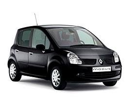 Renault Modus s motorem 1,2 Turbo (74 kW) na českém trhu: downsizing v praxi