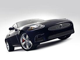 Časná inovace Jaguaru XK, sjednocení vzhledu přídě pro X-Type