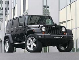StarTech Jeep Wrangler: více síly pro diesel