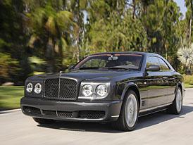 Bentley očekává rekordní prodeje – zájem o luxus roste