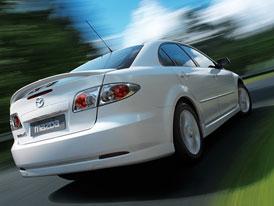 Mazda6 Aktive: bohatá výbava a velkorysá sleva