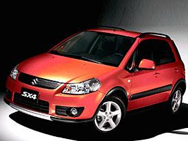 Suzuki zlevňuje: Splash o 15 tisíc, SX4 o 20 tisíc a Swift o 30 až 60 tisíc Kč
