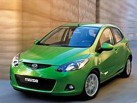 Mazda2 na českém trhu za 269.900,-Kč
