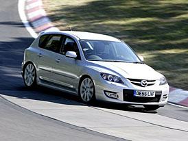 Mazda3 MPS: útok na rekord Nürburgringu (video)