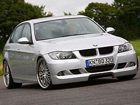 Breyton BMW 320d: elegán s naftou