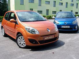 Renault Twingo: První jízdní dojmy
