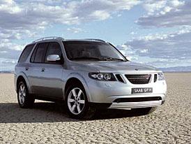 Saab ukončí výrobu SUV 9-7X v příštím roce