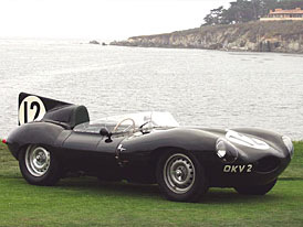 Jaguar D-Type: Mr. Bean rozšiřuje sbírku