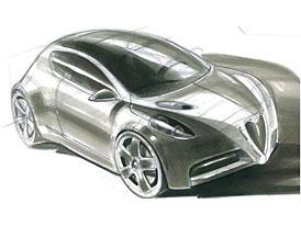 Alfa Romeo Junior: první oficiální informace a fotografie