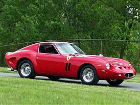 Ferrari 250 GTO z Nissanu 280 Z s motorem BMW