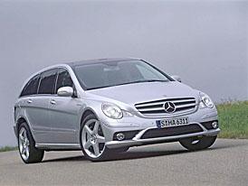 Mercedes-Benz R 63 AMG zmizel z nabídky