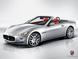 Spy Photos: Maserati Granturismo Spyder bude kupé-kabrio