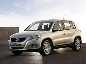 Volkswagen Tiguan: první oficiální fotografie