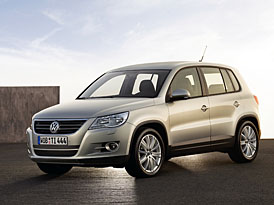 Volkswagen Tiguan: české ceny