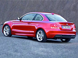 BMW 1 Coupé na českém trhu od 832.100,-Kč
