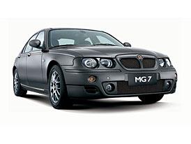 MG7 od Nanjing Auto dorazí do Británie v druhé polovině roku