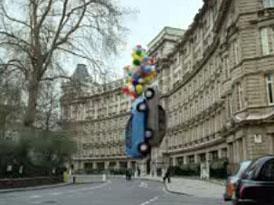 Video: Ford Mondeo s balónky bez Steva McQueena