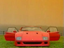 Video: Ferrari F40 povedený dárek k čtyřicátým narozeninám