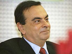 Ghosn: Renault-Nissan letos bude světovou automobilovou trojkou