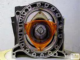 Wankel: Jak pracuje motor s rotačními písty… (VIDEO)