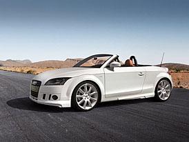 Nothelle Audi TT: extrémní zvýšení výkonu pro Coupé i Roadster