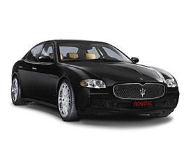 Maserati Quattroporte by Novitec : poradil si německý tuner s italským plnokrevníkem?