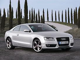 Audi A5: Dva modely s cenou pod milion korun