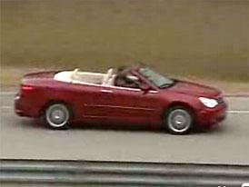 Video: Chrysler Sebring Cabrio s pevnou skládací střechou