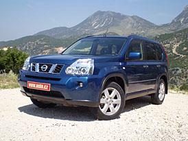 Nový Nissan X-Trail: české ceny
