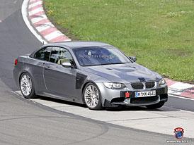 Spy Photos: BMW M3 - poprvé také jako coupé-cabrio
