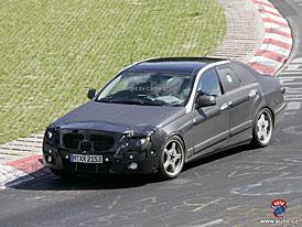 Spy Photos: Mercedes-Benz třídy E - kolotoč se rozjíždí nanovo