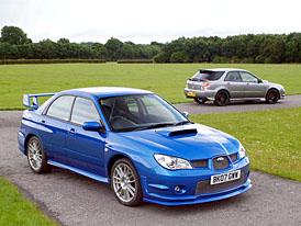 Prodrive Subaru Impreza GB270 – poslední vydání, pouze pro Velkou Británii