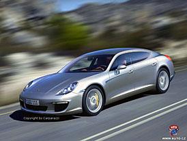 Porsche Hybrid: elektromotor doplní šestiválec 3.6 FSI