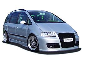 RaceDesign upravil Volkswagen Sharan a Seat Alhambru