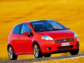 Fiat Grande Punto 1.4 T-Jet 16v (88 kW) od října