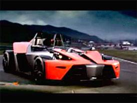 Video: KTM X-Bow v oficiálním firemním filmu na okruhu