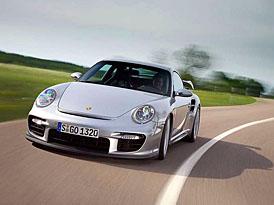 Porsche 911 GT2 (390 kW): Turbo na druhou s několika novinkami (další fotografie + plakáty)