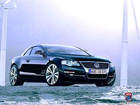 Spy Photos: Volkswagen Phaeton Coupe-Cabrio