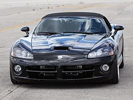 Dodge Viper spalující biopalivo E85 překonal světový rekord (VIDEO)